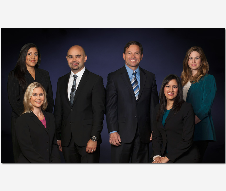 attorney firm partners group photo
