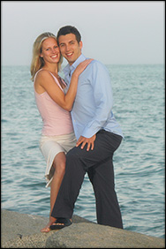 Engagement sessions are fun and exciting and create great images for plannng your wedding